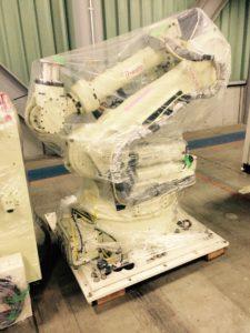 YASKAWA ロボット